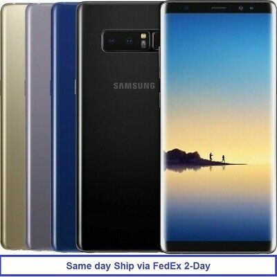 Samsung Galaxy Note 8 - SM-N950W - 64GB GSM Unlocked AT&T / T-Mobile
