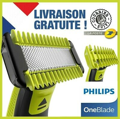 Philips OneBlade One Blade - 1 LAME + Kit Corps Et Zone Sensible - NEUF
