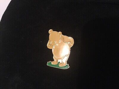 25mm 38mm Book Winnie the Pooh Magnet Character Classic Badge