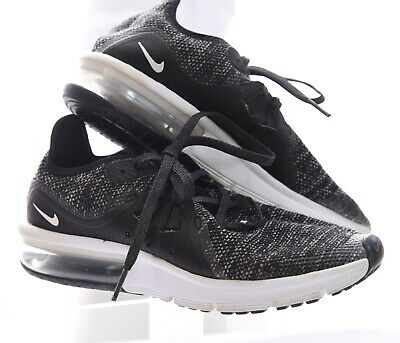 Details about Boys Juniors NIKE AIR MAX SEQUENT 2 GS Running Trainers 869993 006 UK SIZE 3