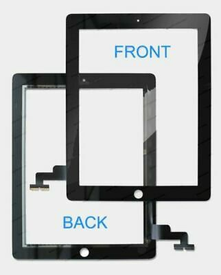 High Quality Front Glass Digitizer Touch Screen Replacement For iPad 2/3/4 /Air