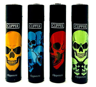 4x CLIPPER Classic Serie SPACE WEED je Motiv 1x 7,39€