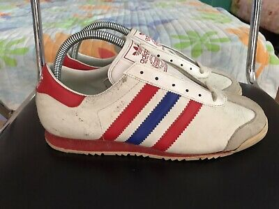 Adidas Vienna UK 7 Made In The Philippines 1995 Vintage City Series