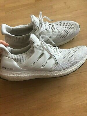 Adidas Ultra Boost all white gr. 44