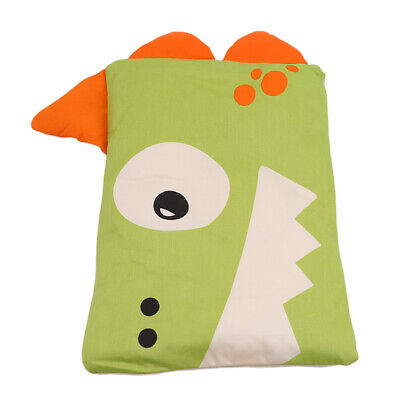 Cute Baby Pillow Newborn Anti Roll Infant Baby Stroller Liner Mat Cushion Pad LA