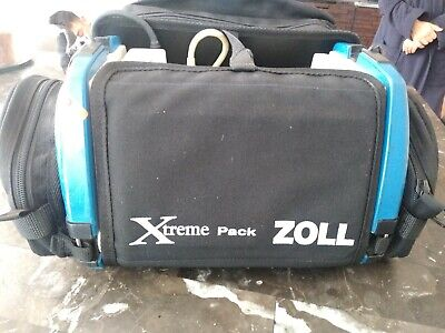 ZOLL M Series Monitor 3 Lead Pacer Case w/ Cables