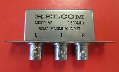 SMA MXR-10 5-1000MHz Level 7 Frequency Mixer New
