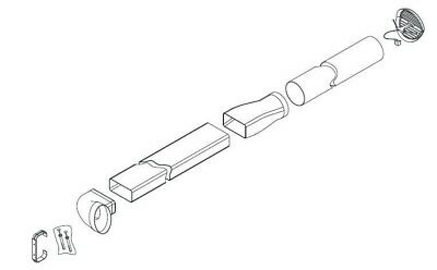 Ariston Kit Air Nuos for Wall Inner