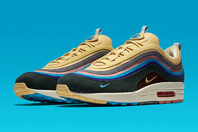 Air Max 197 Sean Wotherspoon Midnight Blue Corduroy