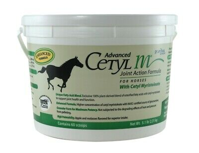 Advanced Cetyl M [Joint Action Formula] for Horses (5 lb)