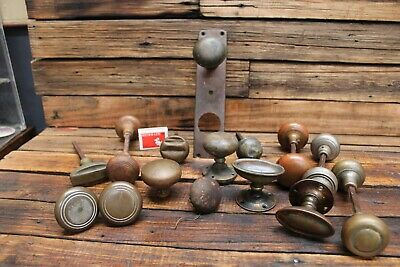 Bulk Vintage Antique Brass Door Knob Handle Furniture