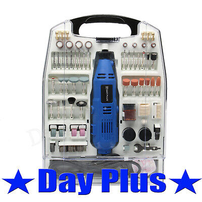 Rotary Multi tool 234pc Accessory Set DREMEL Compatible Mini Drill Hobby - Cheap