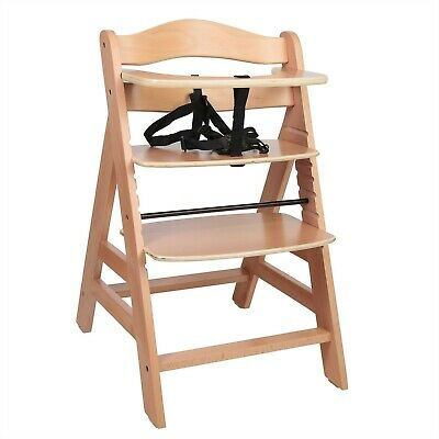 Safetots A Frame High Chair Natural – 70% OFF Discontinued Highchair Model