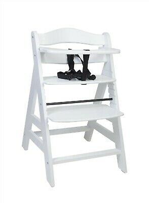 Safetots A Frame High Chair White – 70% OFF Discontinued Highchair Model
