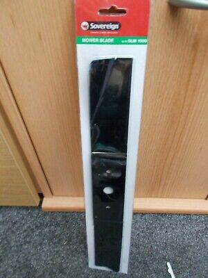Sovereign Mower 38 CM  Blade for SLM1500 and many more