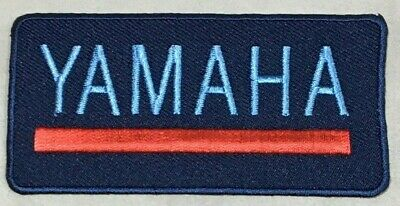 Parche Termoadhesivo | Yamaha | Bordado | 95x47 mm | Patch