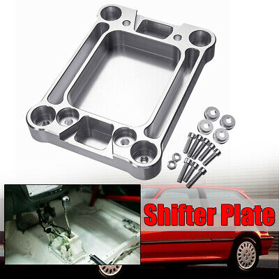 Billet Shifter Box Base Plate for honda Civic Integra K20 K24 K Series