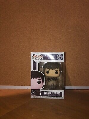 Game of Thrones #67 - Bran Stark - Funko Pop! (Brand New)