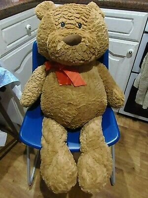 NEW Extra large Giant Plush Teddy Bear 36 inches COLLECTION ONLY