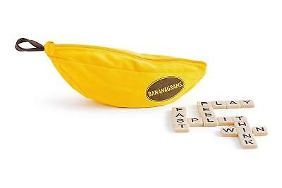 Bananagrams Classic Edition Anagram Word Tile Game That Will Drive You Bananas!