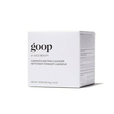 Brand New! Goop By Juice Beauty Luminous Melting Cleanser 3.3 Oz.. Retail $90