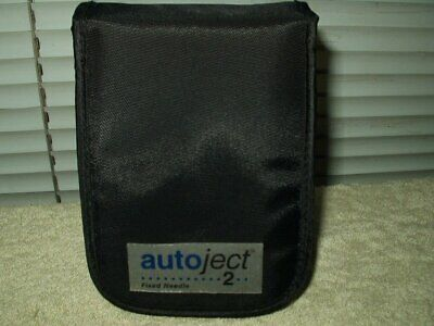 autoject 2 autoject2 fixed needle case/pouch only
