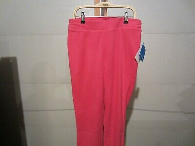 Columbia Big Girls Size L Glacial Leggings cactus pink Fleece Pant