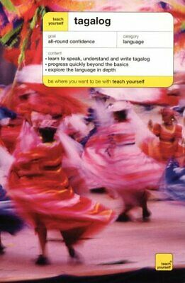 TEACH YOURSELF TAGALOG COMPLETE COURSE By Laurence Mcgonnell Excellent Condition