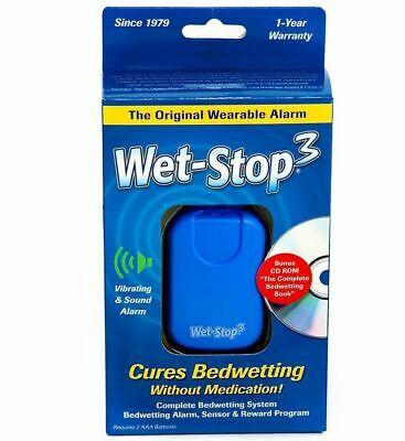 Stop pipi sonore et vibrant Wet Stop - Neuf