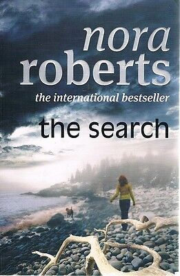 The Search by Roberts Nora - Book - Paperback - Fiction - Popular Fiction