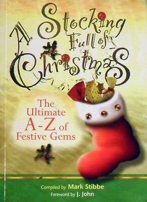 A Stocking Full Of Christmas by Stibbe Mark - Book - Pictorial Soft Cover