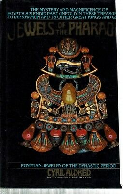 Jewels Of The Pharaohs by Aldred Cyril - Book - Hard Cover - Art