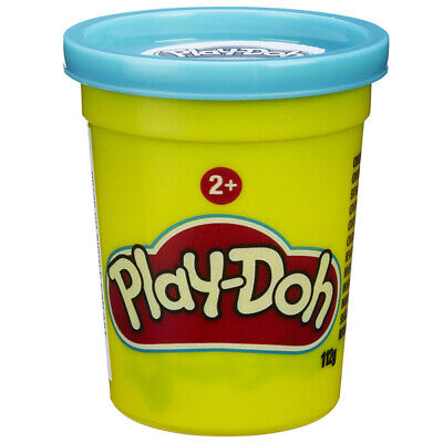 brand new Play Doh 112g Tubs Modelling Compound 2+ Years Single Pot - blue z56