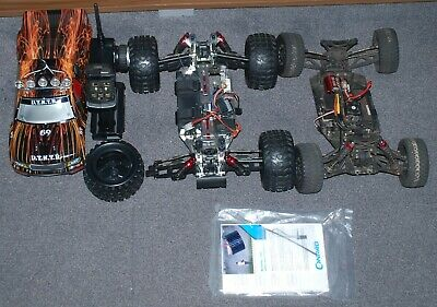 Reely Carbon Fighter 1 ranger titan Brushless 1:10 tuning HD CARBON pièces set