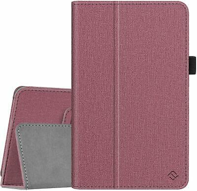 Fintie Folio Case for All-New  Fire 7 Tablet (9th Generation, 2019 Release) - Sl