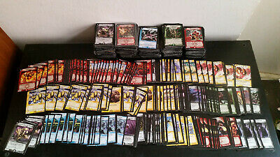 Duel Masters Common Card Set Collection approx 1100 DM Cards tcg ccg