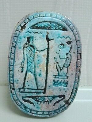 Royal Scarab is very rare ancient Egyptian civilization 55