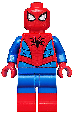 LEGO minifigure - Spider-Man - (sh536) Super Heroes split from 76114 NEW