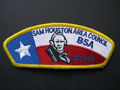 Sam Houston Area Council CSP Campership Red Ghost