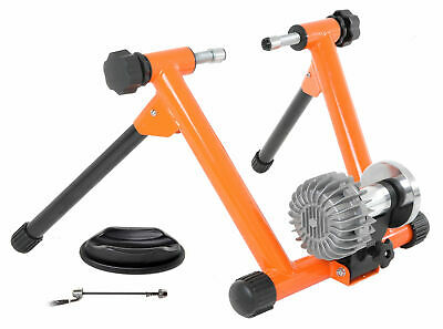 Conquer Fluid Bike Trainer, Pro Indoor Bicycle Training Stand