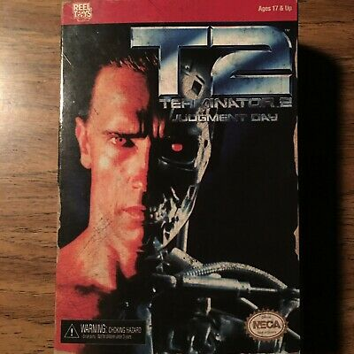 T2: Terminator 2 Judgement Day NECA Figure
