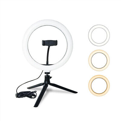 LED  Light Studio Photo Video Dimmerabile Lampada Treppiede Stand Y2O9