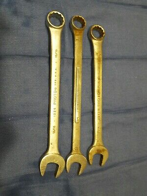proto and williams wrenches