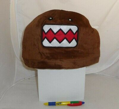 Hat Plush Domo Kun Anima Manga Japan Adult New Cosplay