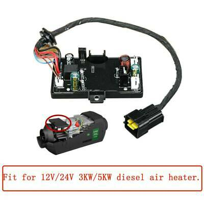 12V 2KW Controller Board Motherboard Diesel Air Heater Accessories Kit