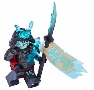 LEGO: Ninjago General Vex split from Shuricopter ( 70673 ). New & Unbuilt.