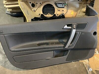 2007 Volvo C70 Front Left Side Door Card Rhd 30633315