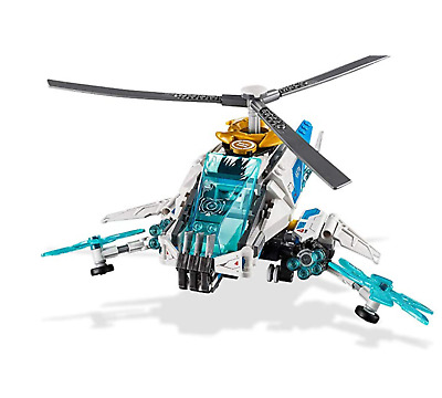LEGO: Ninjago Shuricopter split from ( 70673 ). New & Unbuilt.