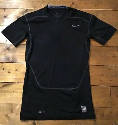 Authentic Nike Pro Combat Under Layer Shirt. Size: M Kids. 10-12 Yrs Old Approx.