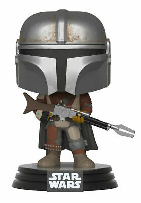 New Disney Star Wars The Mandalorian Funko Pop Vinyl Figure New 326 Pre Order